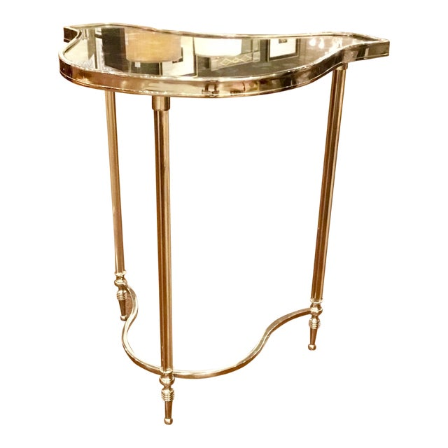 Cartouche Accent Table - Image 1 of 6