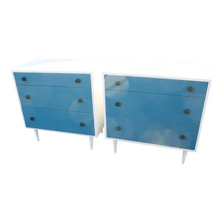 Mid-Century Dressers - A Pair