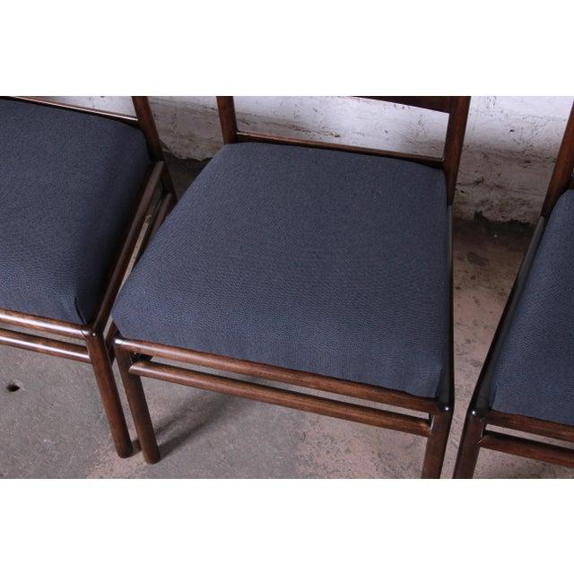 Widdicomb Robsjohn Gibbings for Widdicomb Mid-Century Modern Dining Chairs -Set of 6 For Sale - Image 4 of 13