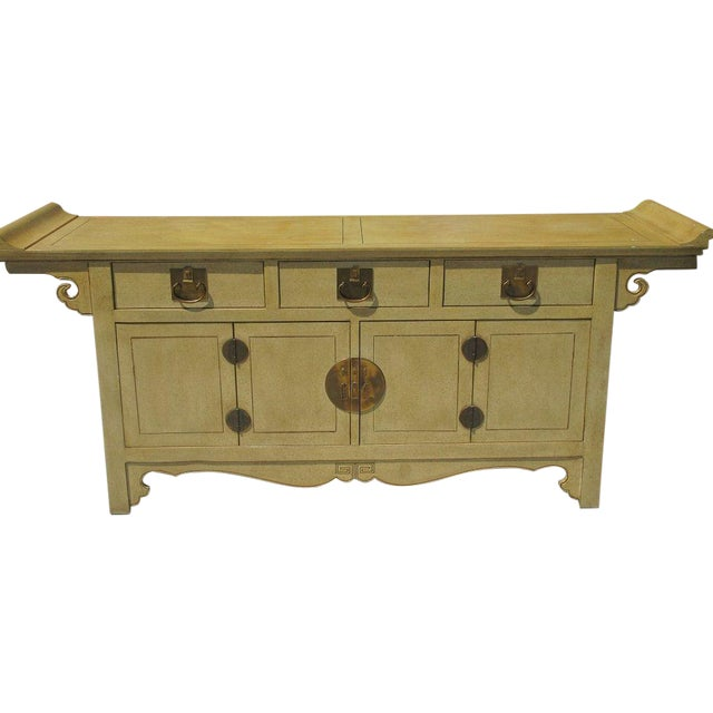Baker Furniture James Mont Style Buffet - Image 1 of 4