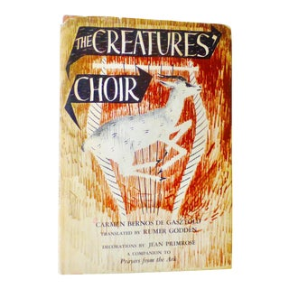 The Creatures' Choir Book by Rumer Godden For Sale
