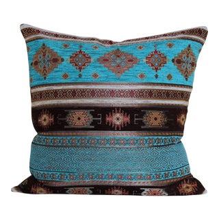 Turkish Kilim Decorative Pillow For Sale