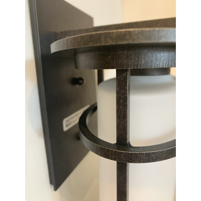 Hubbardton Forge Province Outdoor Sconce For Sale - Image 4 of 5