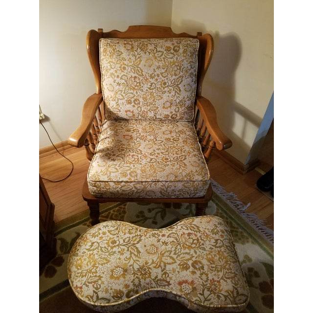 Colonial Arm Chair by Conant Ball - Image 3 of 3