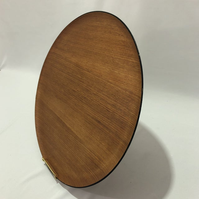 """Rare 18"""" MCM tray attributed to by George Nelson for Herman Miller. This tray is in very good vintage condition aside from..."""