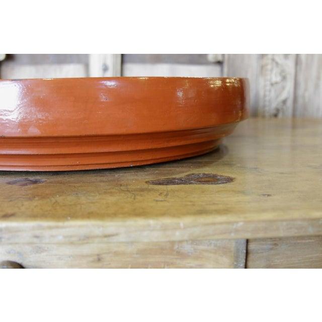 Large Tibetan Fruit Platter For Sale - Image 4 of 5