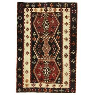 Rug & Relic Vintage Adana Kilim | 3'8 X 5'3