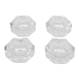 Vintage Open Salts - Set of 4