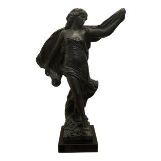 1990 Austin Productions La Grace by Eugene Mariston Statue For Sale
