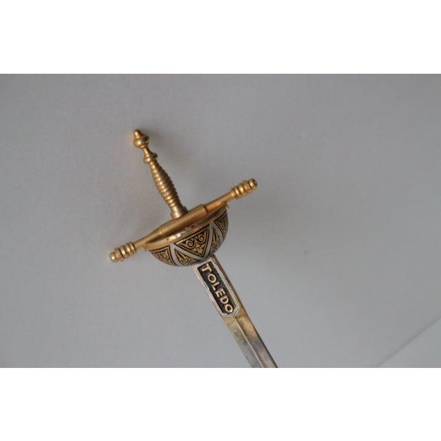 Spanish Sword Letter Opener - Image 3 of 3