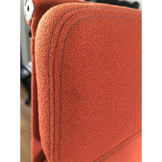 Eames Aluminum Authentic Herman Miller Lounge Chair For Sale In San Francisco - Image 6 of 7