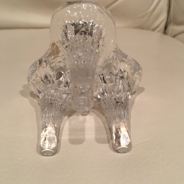 Kosta Boda Trio Taper Candle Holder Icicles For Sale In Detroit - Image 6 of 7
