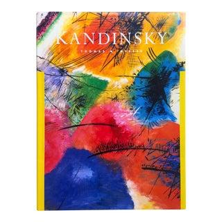 """ Kandinsky "" Vintage 1997 Rare 1st Edtn Collector's Monograph Hardcover Modern Art Book For Sale"