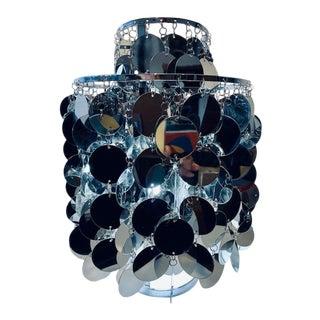 Verner Panton Mid-Century Design Lamp by Verpan Denmark For Sale