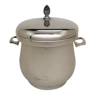 Sheffield Silver Plated Ice Bucket For Sale