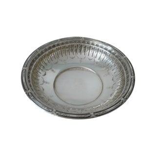 Gorham Sterling Silver Bowl, Marie Antoinette For Sale