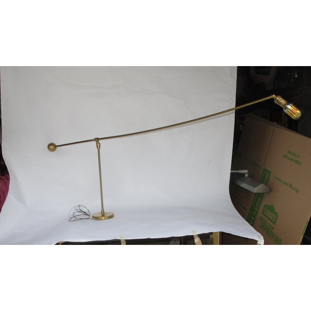 French Style Adjustable Arm Sconce - Image 2 of 4