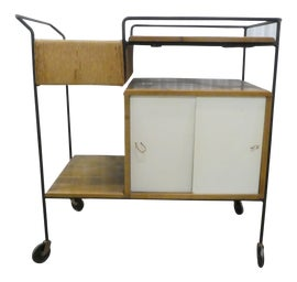 Vintage Amp Used Bar Carts For Sale Chairish