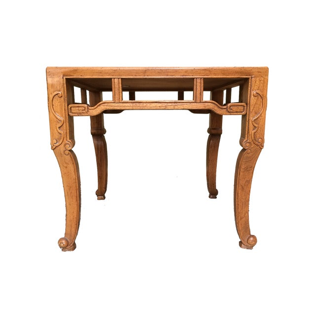 Mid-Century Modern Ming Baker Furniture Side Table For Sale In Los Angeles - Image 6 of 6