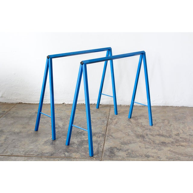 Vintage A-Frame Table Legs - A Pair - Image 2 of 6