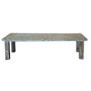 Vintage Rustic Coffee Table For Sale
