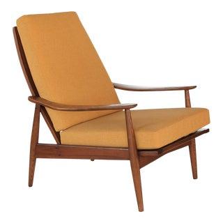 Mid Century Modern Heywood Wakefield Lounge Chair For Sale