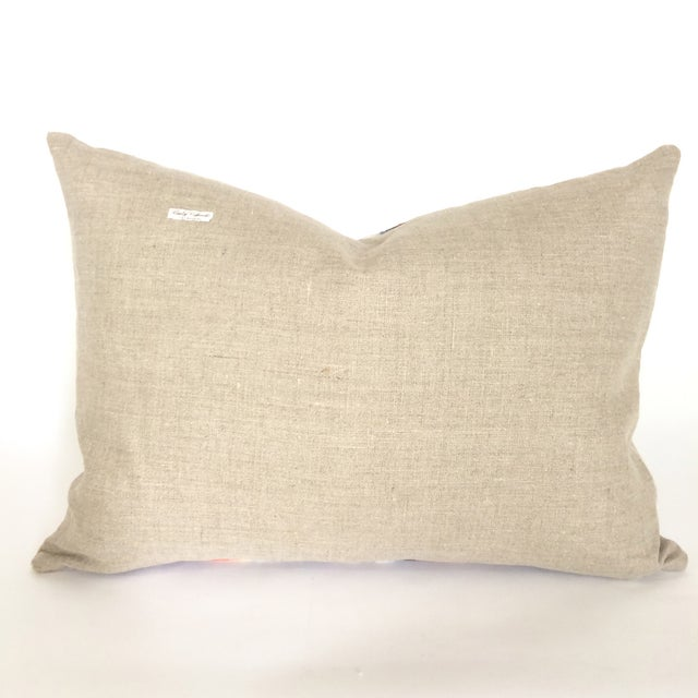 Sun Washed Sand Colored Vintage Pillow - Image 6 of 6