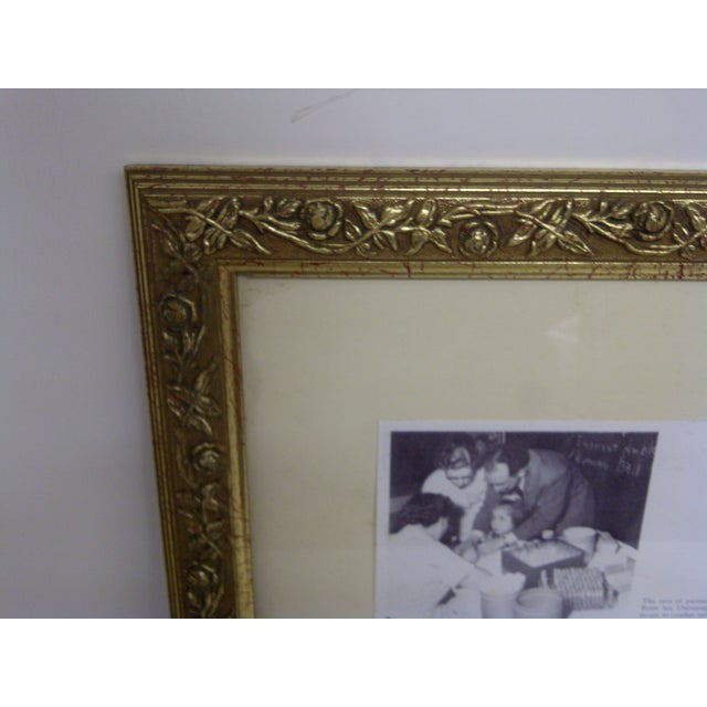 Jonas Salk Autograph & Photograph - Image 5 of 6