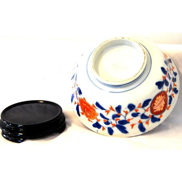 Japanese Imari Porcelain Bowl - Image 3 of 7