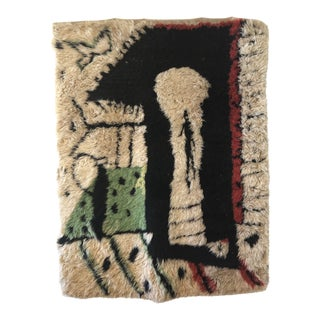 1950s French Tapestry After Pablo Picasso La Serrure (The Lock) For Sale
