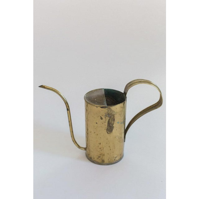Vintage Brass Watering Can - Image 2 of 4