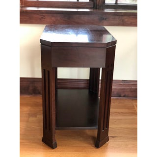 Mission Stickley Cherry Side Table Preview