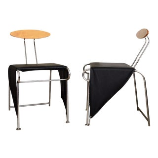Massimo Iosa Ghini for Moroso Italy Chairs - a Pair For Sale