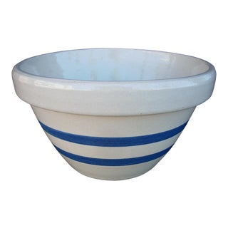 Blue Band Mixing Bowl For Sale