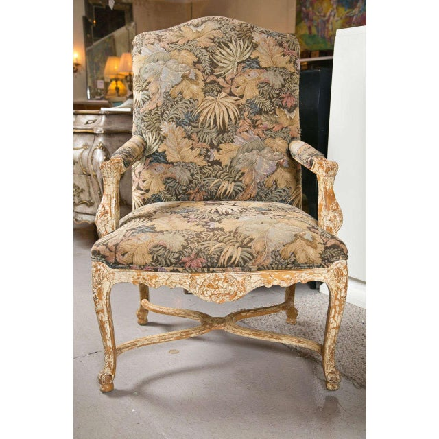 French Louis XV Style Armchairs by Jansen - A Pair - Image 7 of 10