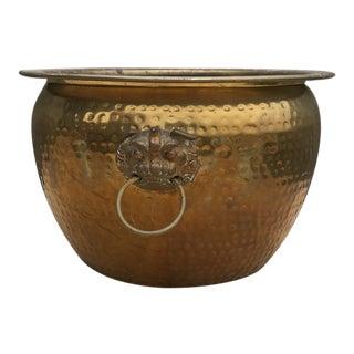 Brass Metallic Planters / Indoor Planter / Plant Pot