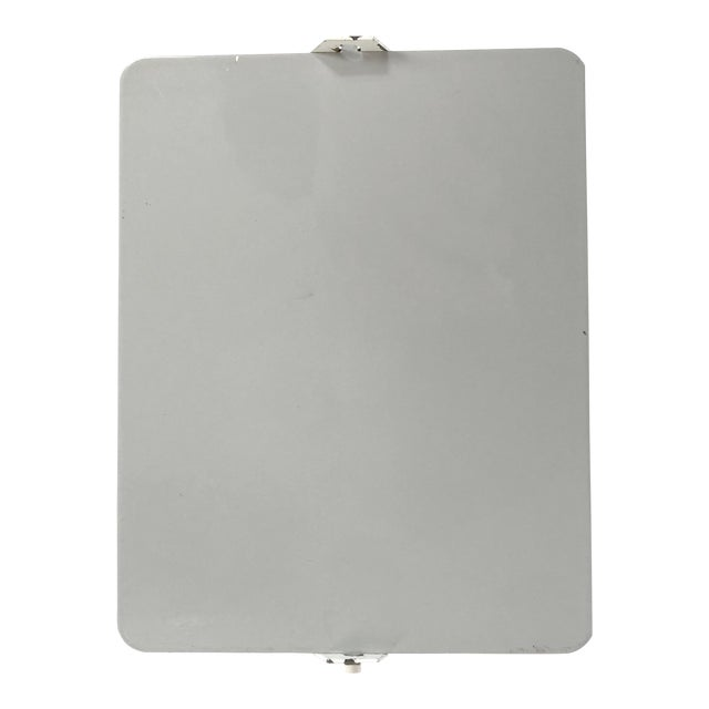 Charlotte Perriand Wall Light -Vintage Grey For Sale