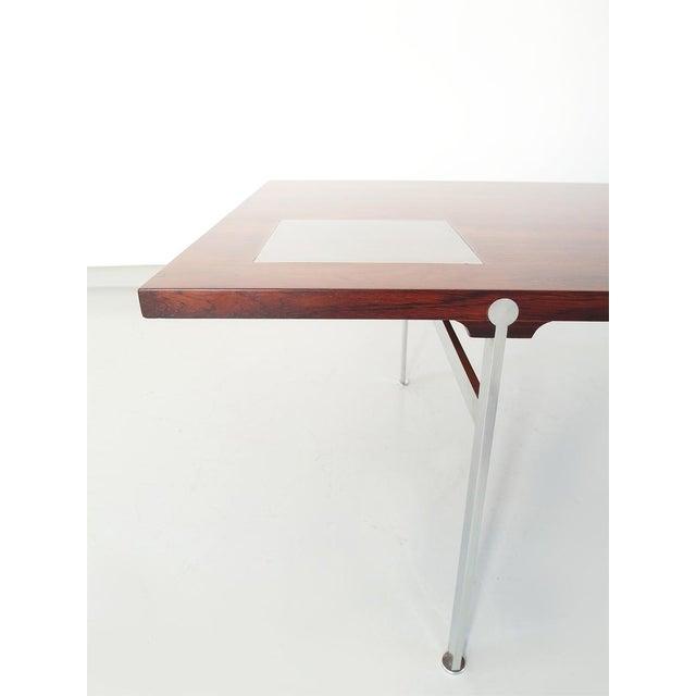 Sofa Table by Illum Wikkelsø for Søren Willadsen Møbelfabrik, Denmark, 1960s - Image 5 of 8