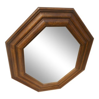 Gorgeous Baker Furniture Extra Large Wall Mirror For Sale