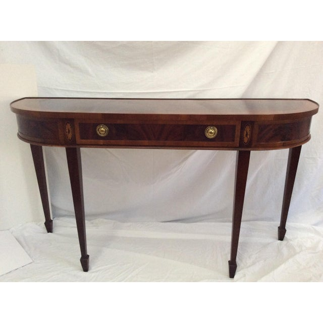 Hekman Copley Square Sofa Table - Image 2 of 9