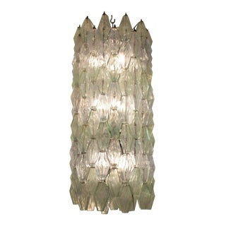Carlo Scarpa for Venini Chandelier For Sale