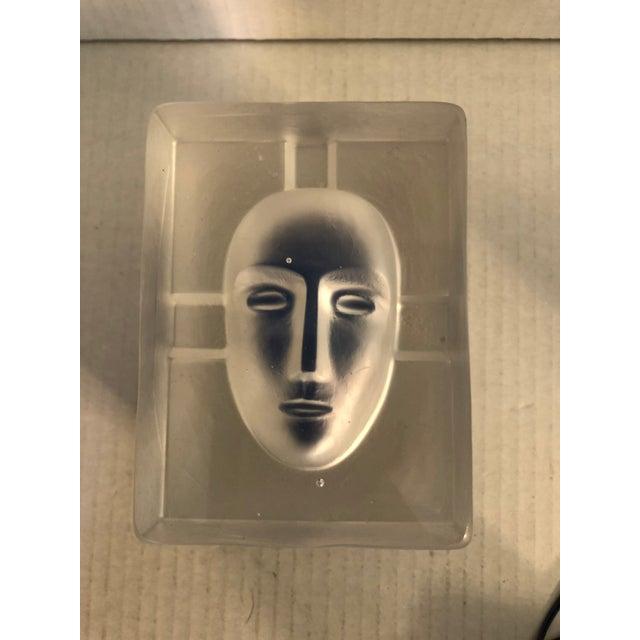 1990s Karolina Brains and Brain Cell Swedish Art Glass Set by Bertil Vallien for Kosta Boda - 5 Piece Set For Sale - Image 12 of 12