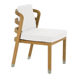 Summit Furniture Linley Dining Side Chair For Sale