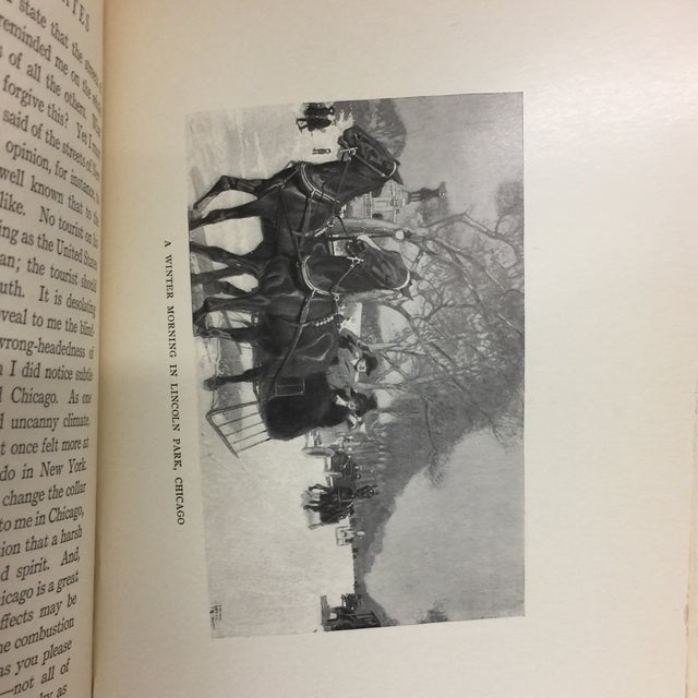 """Arnold Bennett """"Your United States"""" 1912 Book For Sale - Image 9 of 10"""