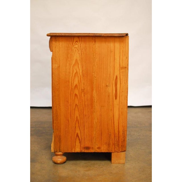 19th Century French Pine Commode - Image 7 of 7