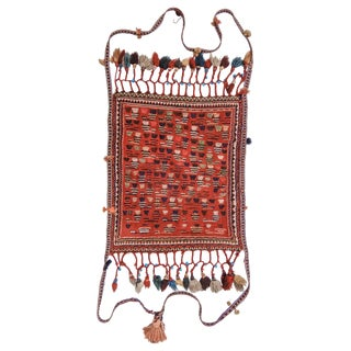 Afshar Mixed technique Cradle For Sale