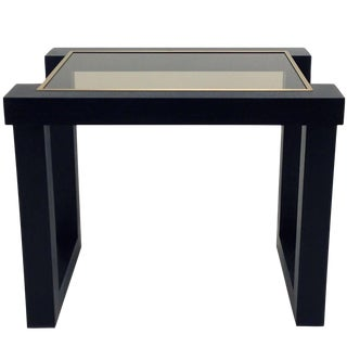 Metropolis Side Table For Sale