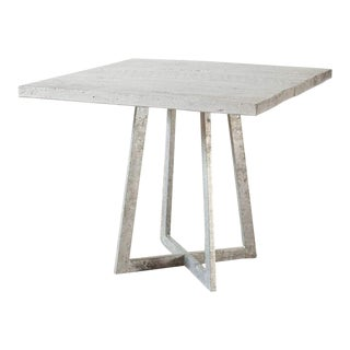 Contemporary Zoid Bistro Table For Sale