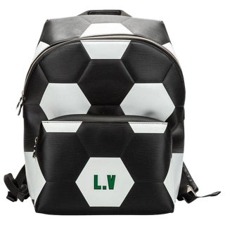 Louis Vuitton Fifa Black Backpack, 2018 For Sale