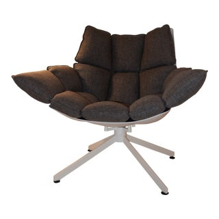 Modern B&B Italia Outdoor Husk Chair For Sale